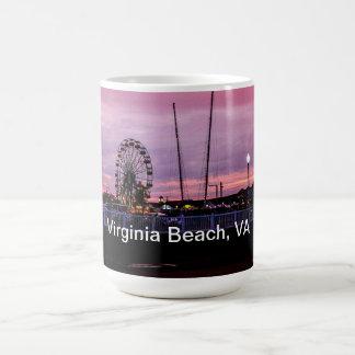 Virginia Beach, taza del VA