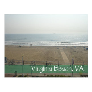 Virginia Beach, VA. #12 Postcard