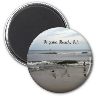 Virginia Beach, VA Magnets