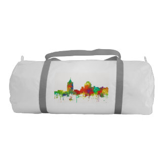 Virginia Beach Vi‏ginia Skyline SG Duffle Bag