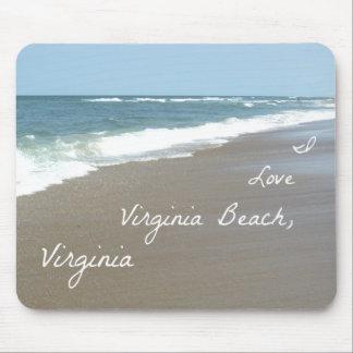 Virginia Beach, Virginia Mouse Pads
