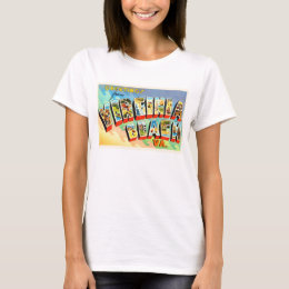Virginia Beach Va T Shirts Shirt Designs Zazzle