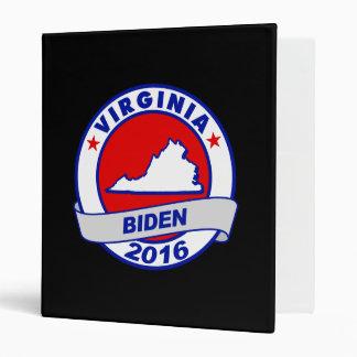 virginia Biden 2016.png 3 Ring Binder