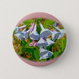 Virginia Bluebells Coordinated Item Button