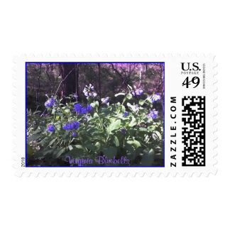 Virginia Bluebells Stamps