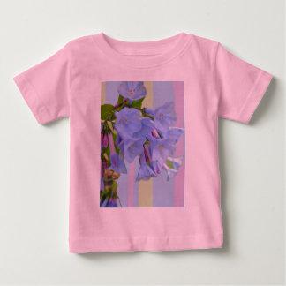 Virginia Bluebells Wildflower Baby Infant T-Shirt