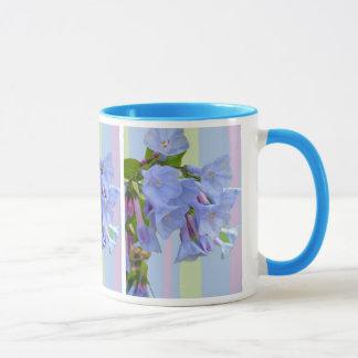 Virginia Bluebells Wildflower Mug