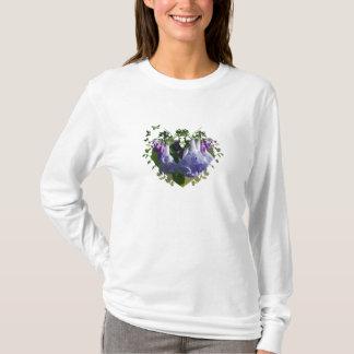 Virginia Bluebells Wildflowers T-Shirt