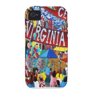 Virginia iPhone 4 Cover