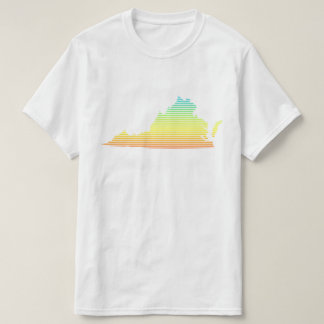 virginia chill fade T-Shirt