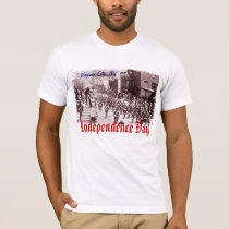 Virginia City 4th of July Parade Men's Shirt