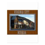 Virginia City Nevada Post Cards