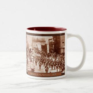 Virginia City Parade Vintage Coffee Mug