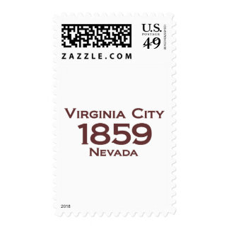 Virginia City Stamps