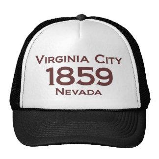 Virginia City Trucker Hats