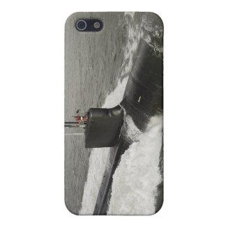 Virginia-class attack submarine iPhone SE/5/5s case