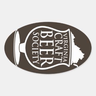 Virginia Craft Beer Society Sticker
