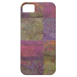 Virginia Creeper Abstract iPhone SE/5/5s Case