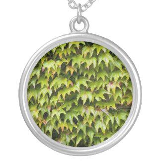 Virginia Creeper Necklace