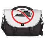 Virginia Cross Out Symbol Commuter Bag
