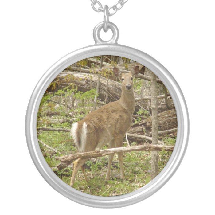 Virginia Deer, Necklace