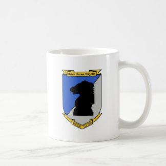 Virginia Defense Force Black Horse Brigade Coffee Mug