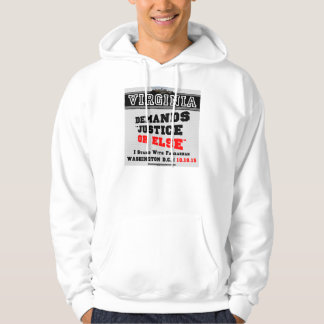 Virginia Demands Justice or Else/Million Man March Hoody