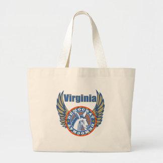 Virginia Democrat Party Tote Bag