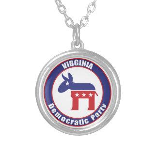 Virginia Democratic Party Custom Jewelry
