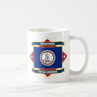 Virginia Diamond Coffee Mug
