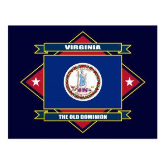 Virginia Diamond Post Card