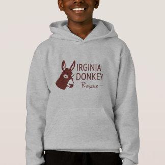 Virginia Donkey Rescue Hoodie