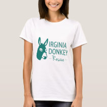 Virginia Donkey Rescue T-Shirt