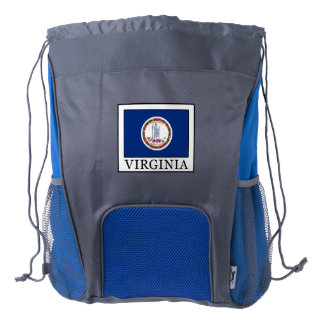 Virginia Drawstring Backpack