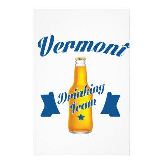 Virginia Drinking team Stationery