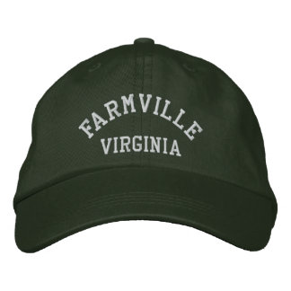 VIRGINIA EMBROIDERED HATS