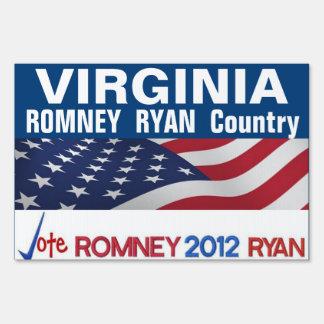 Virginia es muestra del país de Romney Ryan