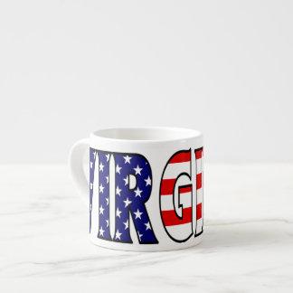 Virginia Espresso Espresso Cup