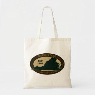 Virginia Est. 1788 Bolsa Tela Barata