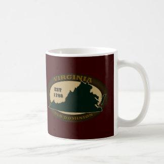 Virginia Est. 1788 Taza Clásica