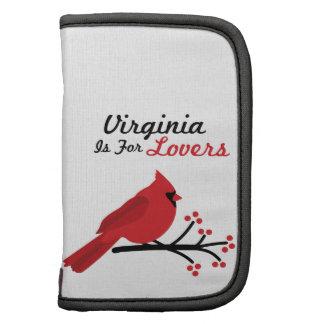 Virginia está para los amantes organizadores