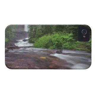 Virginia Falls in Glacier National Park in iPhone 4 Case