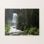 Virginia Falls Jigsaw Puzzle