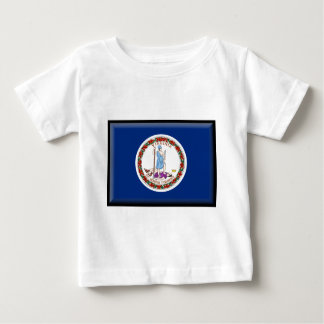 Virginia Flag Baby T-Shirt