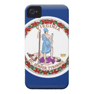 Virginia Flag Case-Mate iPhone 4 Case