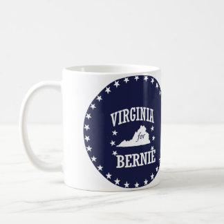 VIRGINIA FOR BERNIE SANDERS COFFEE MUG