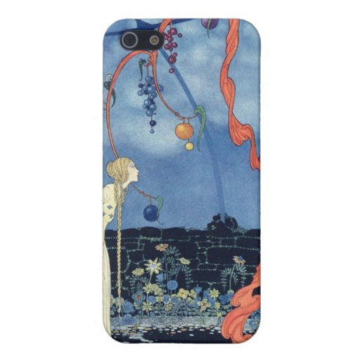 Virginia Frances Sterrett French Fairy Tales Case For iPhone 5