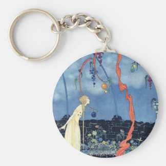 Virginia Frances Sterrett French Fairy Tales Keychain