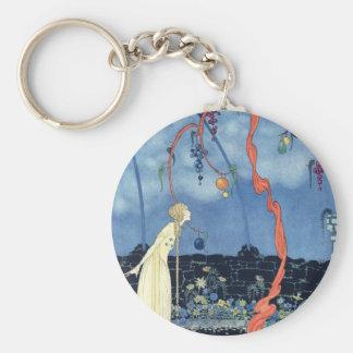 Virginia Frances Sterrett French Fairy Tales Keychain