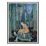 Virginia Frances Sterrett French Fairy Tales Post Card